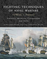 Fighting Techniques of Naval Warfare 1190BC-Present by Iain Dickie, et al.