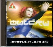 (BN237) Outcry, Adrenalin Junkies - 1999 DJ CD