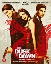 FROM DUSK TIL DAWN : TV SEASON 2 series  -  Blu Ray - Sealed Region B