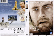NEW DVD Cast Away Tom Hanks 2 Disc Set Robert Zemeckis Film