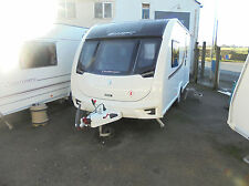 Swift Challenger 480 Touring Caravan