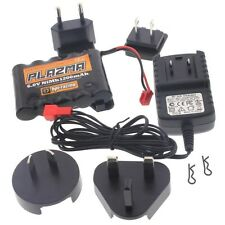 PLAZMA 6v 1200mAh NiMH BATTERY & MULTI-REGIONAL CHARGER - HPI 1/18 Micro RS4