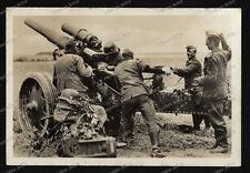 Luga/Wolossowo-Leningrad-Russland-1941-Wehrmacht-Flak-Geschütz-9