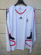 Maillot stock pro EQUIPE de FRANCE 2006 ADIDAS FORMOTION shirt training vintage