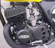 Suzuki TM TM400 Magneto Cover Decal (71-75)