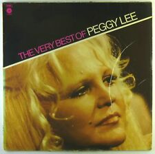 "12"" LP - Peggy Lee - The Very Best Of Peggy Lee - L5141h - RAR"