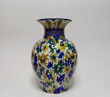 Important Art Deco / Avant-Garde Russian Simon Lissim Sevres Porcelain Vase 1924