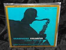 Sonny Rollins Saxophone Colossus Sealed DCC USA 1995 MONO LP NUMBER 0368