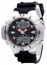 Citizen Aqualand Diver Depth Meter Promaster Sea JP1060-01E JP1060 Watch