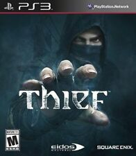 Thief (Sony PlayStation 3, 2014) PS3 Square Enix Edios Video Game