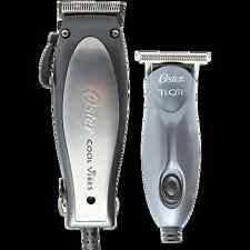 Oster Professional Cool Vibes and TEQie Clip and Trim Set Hair Clipper Brand New