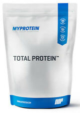 MyProtein 2,5kg TOTAL PROTEIN Casein Molkenisolat Eiklar Kasein Pulver VANILLE