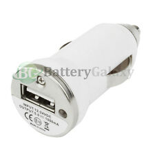 USB Battery Auto Car Charger Mini for Samsung Galaxy A3 A5 A7 J3 Amp 2 Prime On5