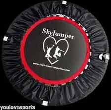 SkyJumper 40 Inch Supreme Foldable Trampoline