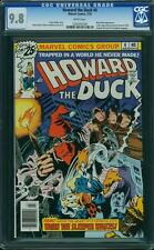 Howard the Duck # 4 US MARVEL 1976 geni Colan CGC 9.8 MINT highest graded