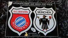 FC Bayern München - Emblem - Aufkleber - Rarität
