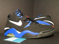 05 Nike Air Force 180 BARKLEY BLACK WHITE ROYAL BLUE RED OLYMPIC 310095-011 9.5