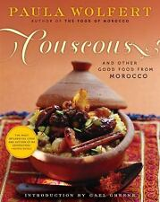 Couscous and Other Good Food from Morocco-ExLibrary