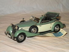 CMC DIECAST JUBILEE 1937 HORCH 853 EXCLUSIVE MODEL CAR Lot 191