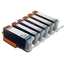 6PK Pixma MG6320 MG7120 Ink Cartridges PGI-250 CLI-250 PGI250 CLI251