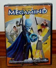 MEGAMIND - DVD - PRECINTADO - NUEVO - ANIMACION - AVENTURAS - COMEDIA - ACCION