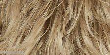 16 in Human Hair Straight Blonde Brunette Red Clip-in-Extensions Clip On Piece
