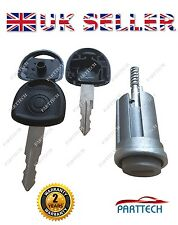 VAUXHALL ASTRA F G CORSA B C COMBO B ZAFIRA A TIGRA BARREL & KEYS IGNITION LOCK