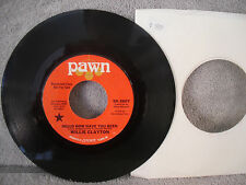 "Willie Clayton, Hello How Have You Been/Say Yes To Love, 5N 3807, 1975 7"" 45 RPM"