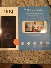 Ring Wi-Fi Enabled HD Video Doorbell with Motion Detection