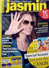 French mag 2007: ANGELINA JOLIE_SOPHIE ELLIS-BEXTOR_AMY WINEHOUSE_JULIEN DORE