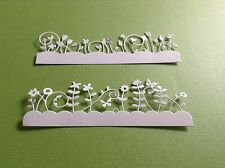 10 x Memory Box die cuts SPRING / SUMMER BORDER **FREE POSTAGE***