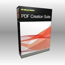 Create Convert Word doc to PDF for Adobe Acrobat 9 10 X Software Computer Progr