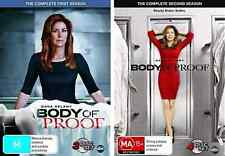 Body Of Proof Series : SEASONS 1 & 2 : NEW DVD