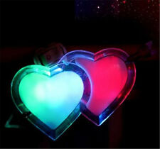 Heart Shaped Energy saving LED Wall Nightlights 3D Design Home Decor Decoration