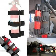 Roll Bar Fire Extinguisher Holder for Jeep Wrangler Truck Car ATV UTV OUR@