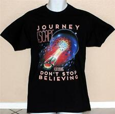 JOURNEY Rock Band ESCAPE Album DON'T STOP BELIEVING Adult Unisex T SHIRT 2XL New