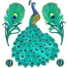 Jolee's PEACOCK Stickers
