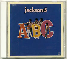 JACKSON 5 ABC; 1989 CD Motown Records