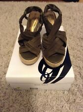 Nine West Olive Wedge