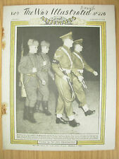 WAR ILLUSTRATED MAG No 226 FEBRUARY 15th 1946 PATROLLING BERLIN AT NIGHT