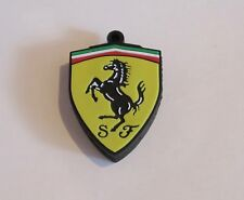Car Badge Ferrari Usb Stick 32gb Memory Card Xmas Stocking Keyring Flash Drive