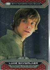Star Wars Chrome perspetive (2015) trading card set (100 cards)