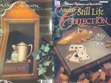 Another Still Life Collection Painting Book #4-Cisco-Games/Reading/Persimmon Tea