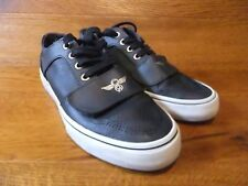 Creative Recreation Cesario Lo Navy Leather  Casual Shoes Trainers Size 6 / 39