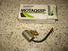 NEW IGNITION CONDENSOR - FITS: MITSUBISHI FUSO ROSA / COLT 2000 & 2600 (1974-ON)