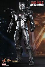 HOT TOYS MMS198D03 IRON MAN 3 WAR MACHINE MARK II LIMITED EDITION FIGURINE
