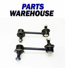 2 Rear Suspension Stabilizer Sway Bar Links Kit 1 Year Warranty