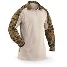new Military Crye Precision Tactical Combat Shirt DRIFIRE MARPAT USMC LARGE Reg