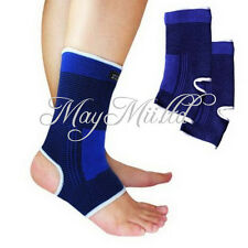Selling Protector Elastic Ankle Brace Guard Foot Support Sports Gear 1 Pair UK