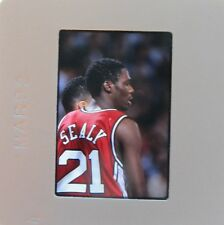 MALIK SEALY LA CLIPPERS Timberwolves INDIANA PACERS ST JOHNS ORIGINAL SLIDE 5